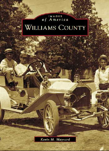 Images of America Williams County Cover 203